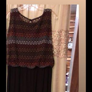 Emma & Michele maxi dress